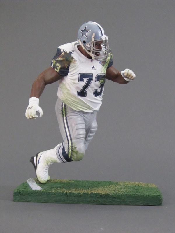 on sale 323c1 424df Larry Allen 1, Dallas Cowboys – Play Action Customs