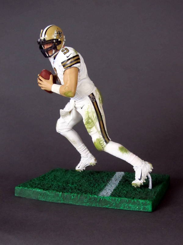 uk availability c1e09 415e1 Drew Brees 8, New Orleans Saints Color Rush Uniform – Play ...