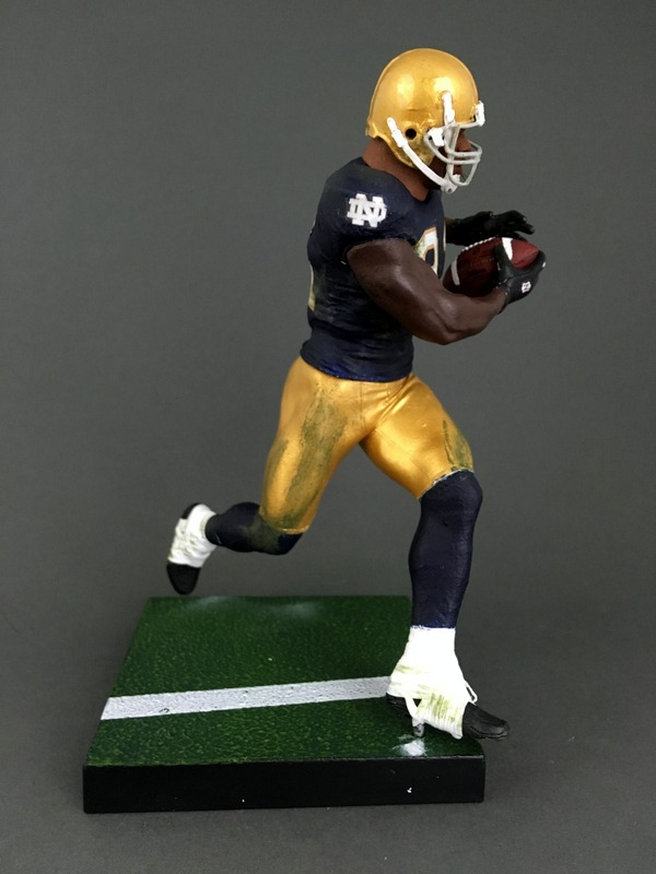 save off e078f 28992 Tim Brown 2, Notre Dame Fighting Irish – Play Action Customs