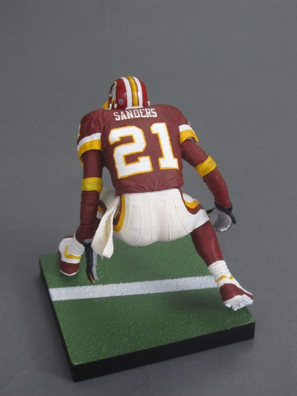 official photos 67e6c 96186 Deion Sanders 6, Washington Redskins – Play Action Customs