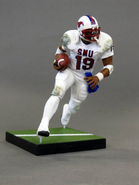 huge discount be303 a7af5 Eric Dickerson, 2, Southern Methodist Mustangs – Play Action ...