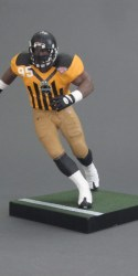 new style 69cdd c23ff Greg Lloyd 5, Pittsburgh Steelers – Play Action Customs