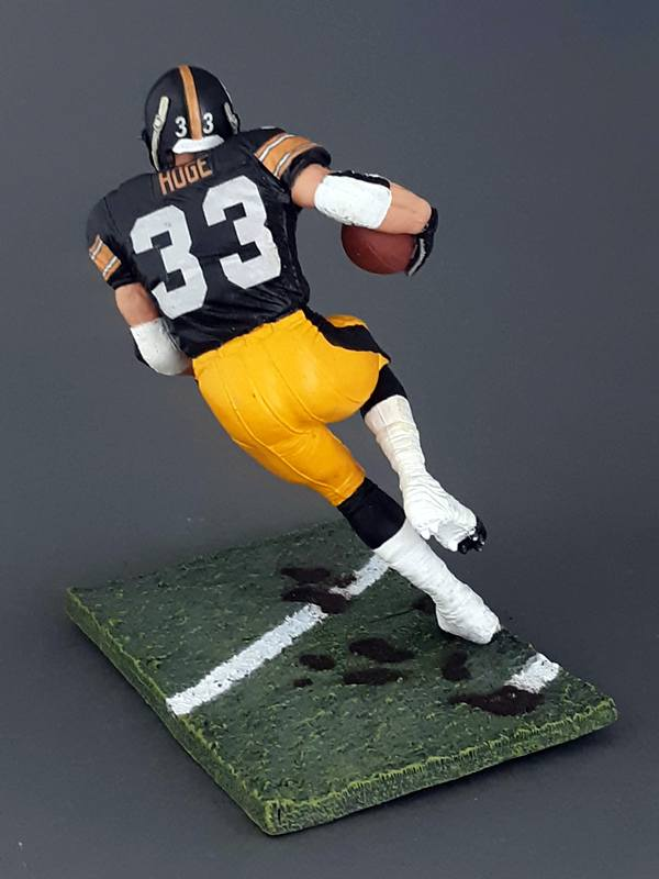 Pittsburgh Steelers: Merril Hoge 1 – Play Action Customs