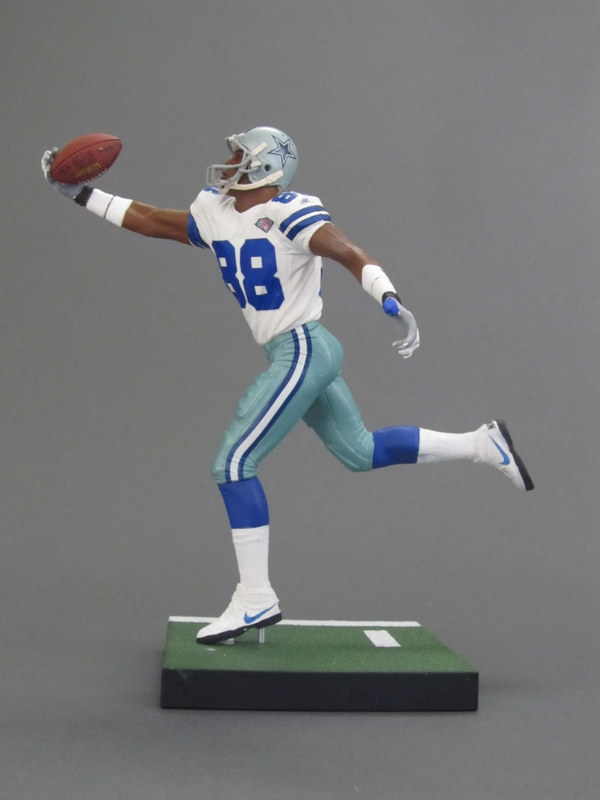 hot sale online a8d9f 95ea2 Michael Irvin 6, Dallas Cowboys – Play Action Customs