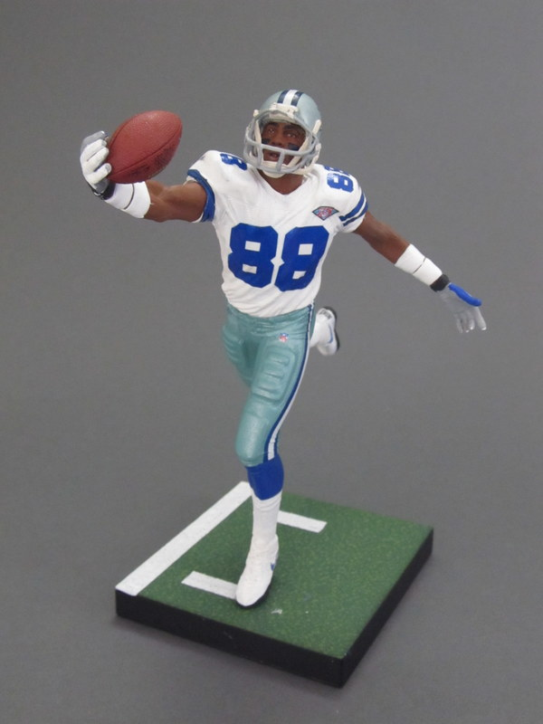 hot sale online 00a5f 30dfc Michael Irvin 6, Dallas Cowboys – Play Action Customs