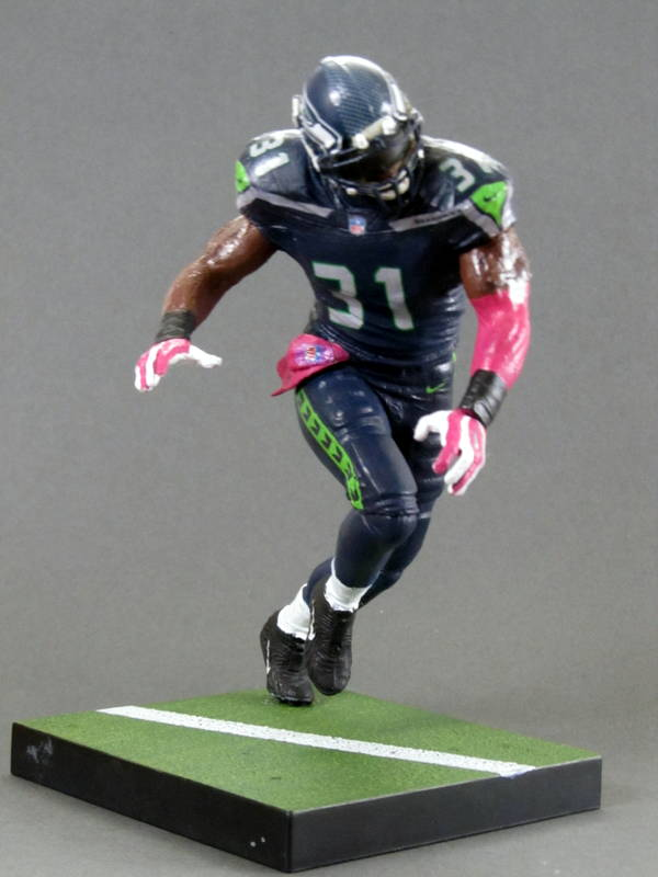 Kam Chancellor 2 Seattle Seahawks 171 Play Action Customs