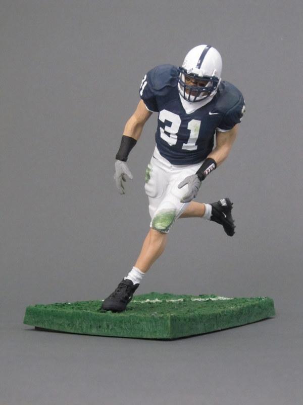 Paul Posluszny 1 Penn State University 171 Play Action Customs