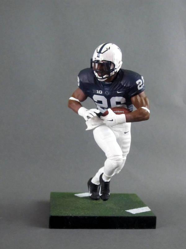 6d60f8d3 Saquon Barkley 1, Penn State Nittany Lions custom Mcfarlane made by  playactioncustoms.com