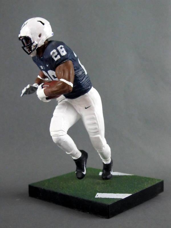 4d9c6aeb Saquon Barkley 1, Penn State Nittany Lions custom Mcfarlane made by  playactioncustoms.com. img_2453. img_2454. img_2458. img_2461
