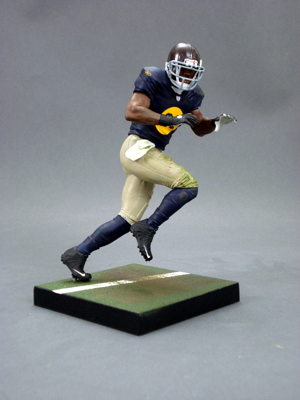 hot sale online adf9b 85d61 Charles Woodson 2, Green Bay Packers – Play Action Customs