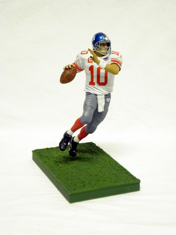 Eli Manning 2, New York Giants, Super Bowl XLII MVP – Play