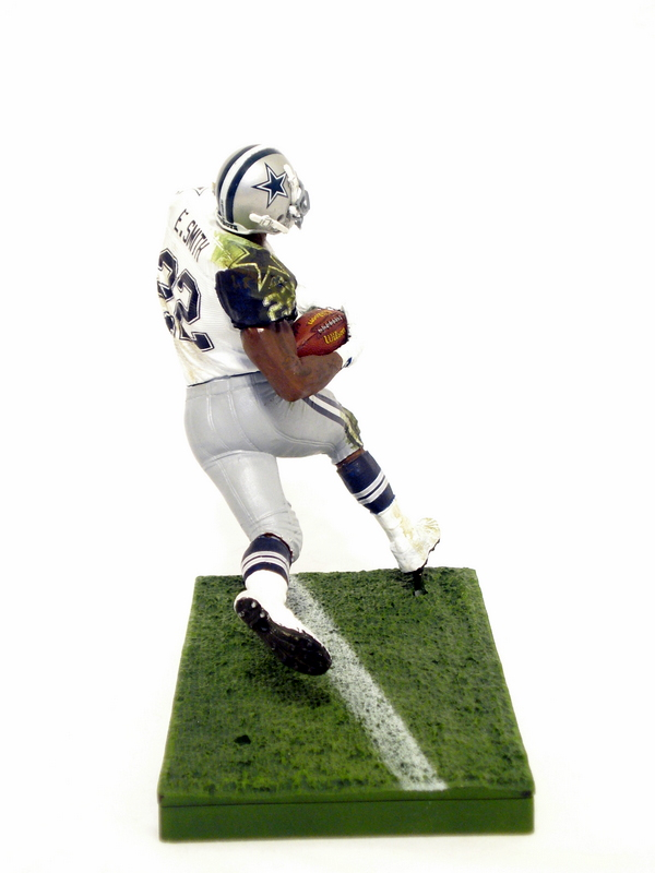 watch 85995 5a98e Emmitt Smith 3, Dallas Cowboys, Hall of Fame – Play Action ...