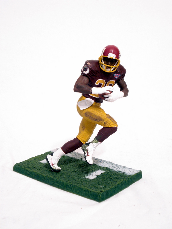 info for 66bcc 4cae5 Darrell Green 2, Washington Redskins Hall of Fame 1994 ...
