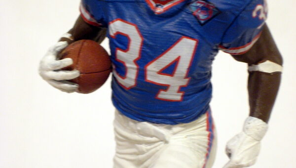 free shipping 6c585 dc4cc Thurman Thomas 2, Buffalo Bills – Play Action Customs