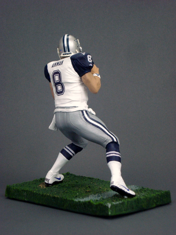 outlet store 718bb afdd9 Troy Aikman 3, Dallas Cowboys Double Star Throwback Jersey ...