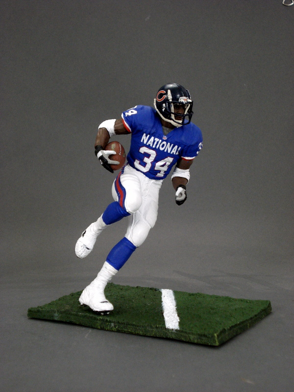 huge discount fc75d 42f67 Walter Payton 1, Chicago Bears, Pro Bowl – Play Action Customs