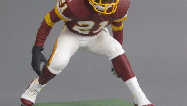 official photos d25dd a373f Deion Sanders 6, Washington Redskins – Play Action Customs
