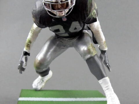 wholesale dealer 73788 2dae1 Charles Woodson – Play Action Customs