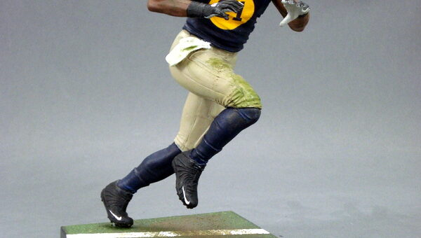 hot sale online a80dd 6d28c Charles Woodson 2, Green Bay Packers – Play Action Customs