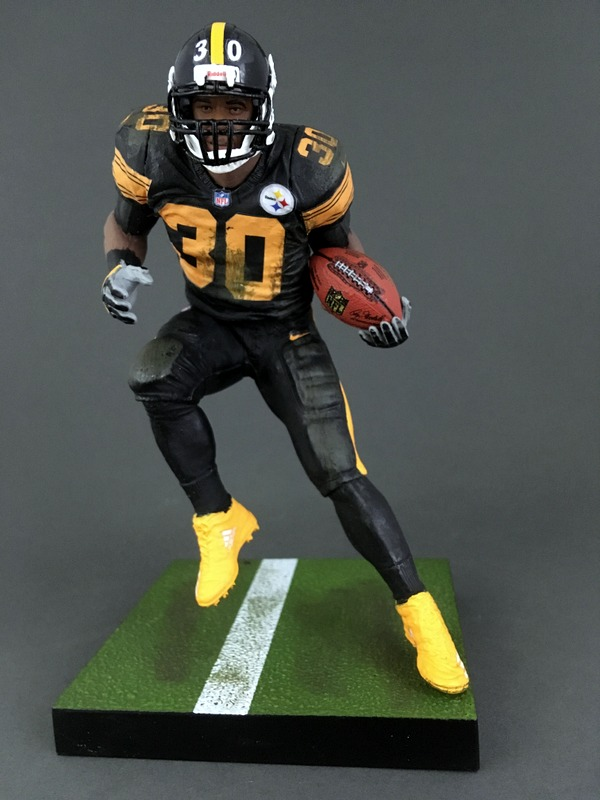 wholesale dealer cdce0 73adb Pittsburgh Steelers: James Conner 1
