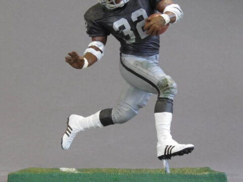 brand new 848ce 6ab43 Marcus Allen – Play Action Customs